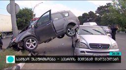 საგზაო უსაფრთხოება - ავარიის შედეგად დაღუპულები