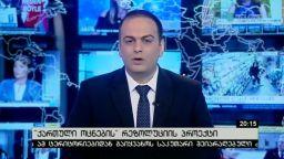 """""""ქართული ოცნების"""" რეზოლუციის პროექტი"""