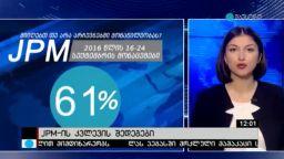 JPM-ის კვლევის შედეგები